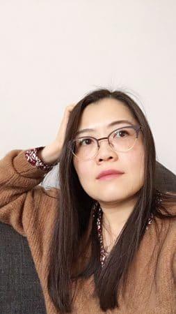 portrait Pei-Lin Cheng